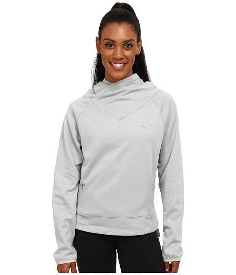 PUMA - ST Yogini Cover Up (Quarry) Women