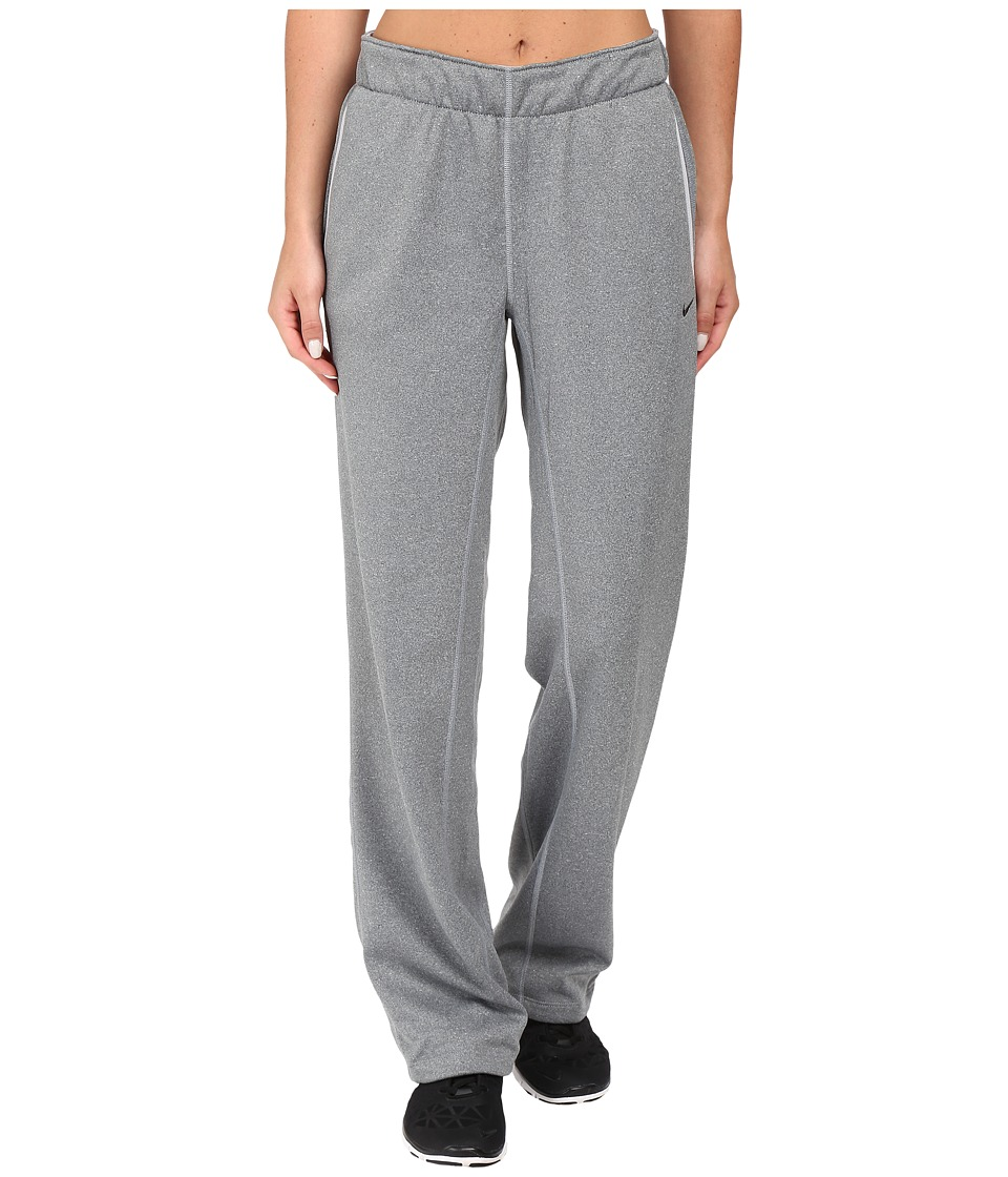 Nike - All Time Update Training Pant (Dark Grey Heather/Wolf Grey/Black/Cool Grey) Women's Workout
