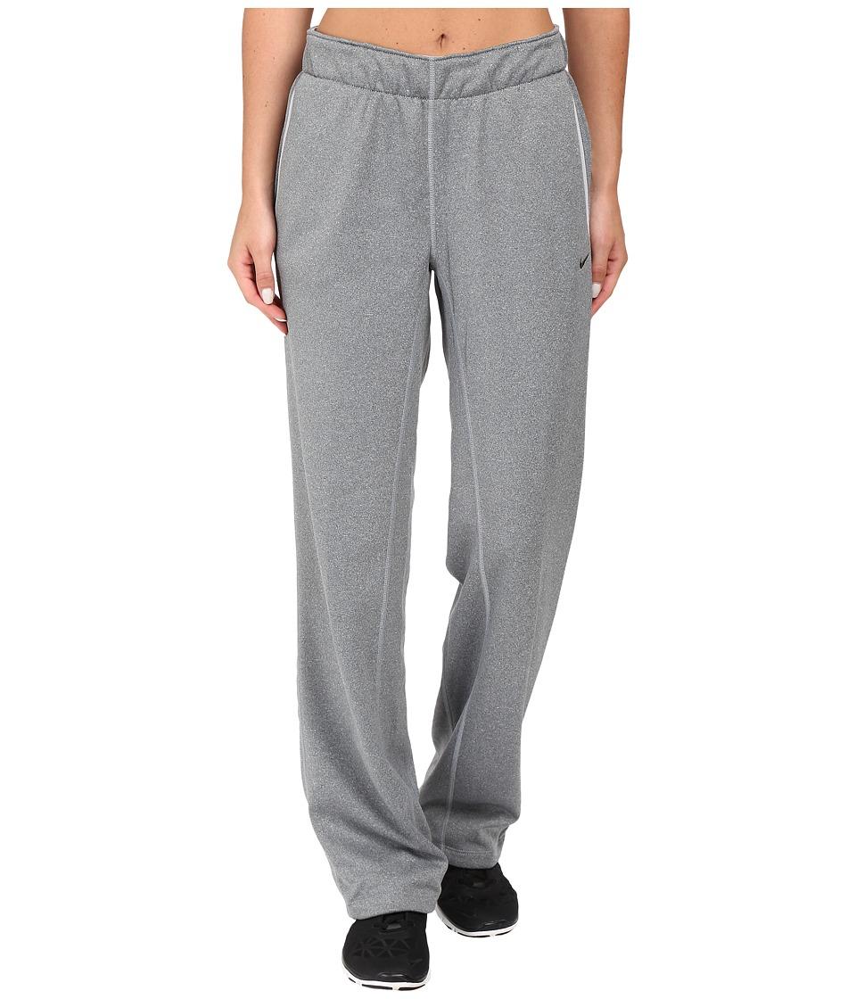 Nike - All Time Update Training Pant (Dark Grey Heather/Wolf Grey/Black/Cool Grey) Women's Workout
