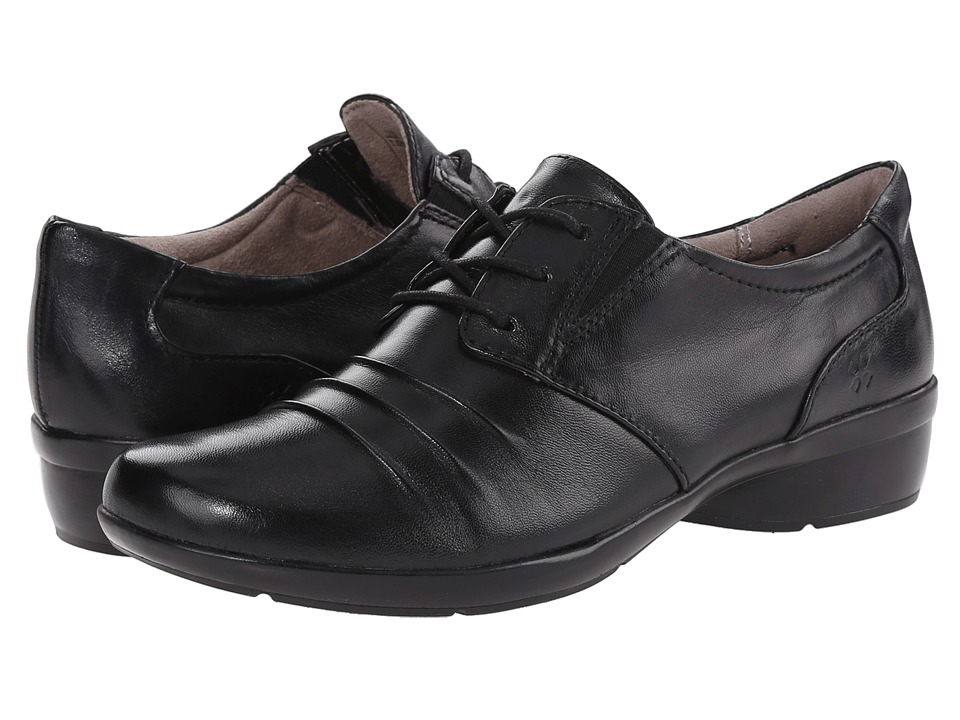 Naturalizer - Carly (Black Leather) Women's Shoes