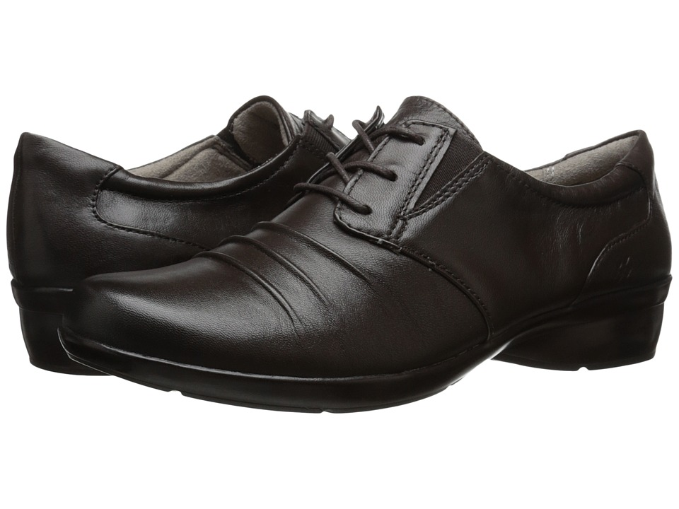 Naturalizer - Carly (Oxford Brown Leather) Women