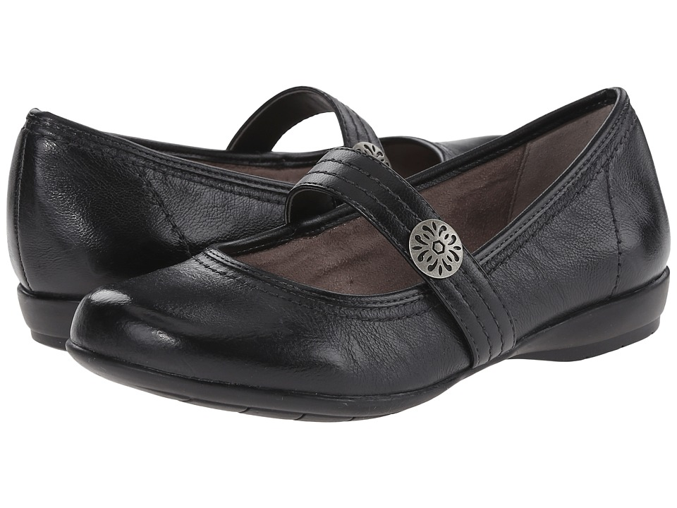 Naturalizer Garrison (Black Leather) Women