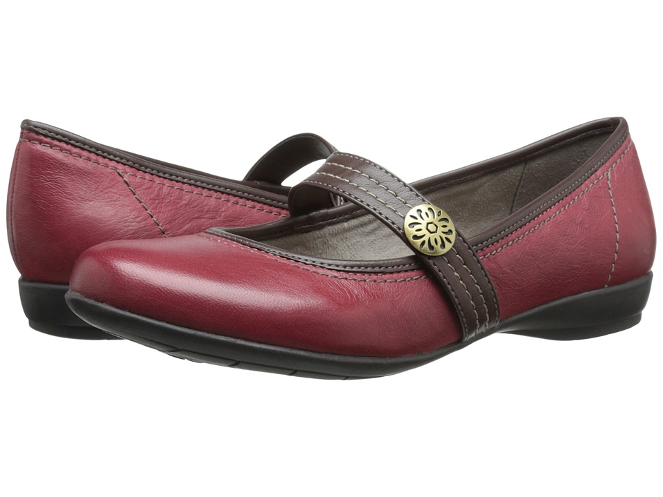 Naturalizer - Garrison (Dark Venom/Bridal Brown Leather) Women