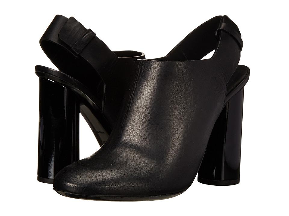 Proenza Schouler - Ankle Strap Buckle Bootie (Black) Women's Boots