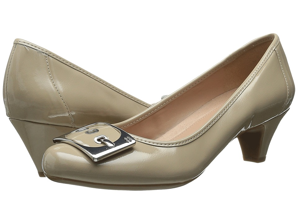 Naturalizer - Sharon (Tender Taupe Shiny) High Heels