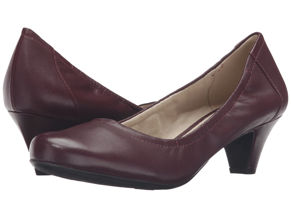 Naturalizer - Stargaze (Classic Cordovan Leather) Women's Shoes