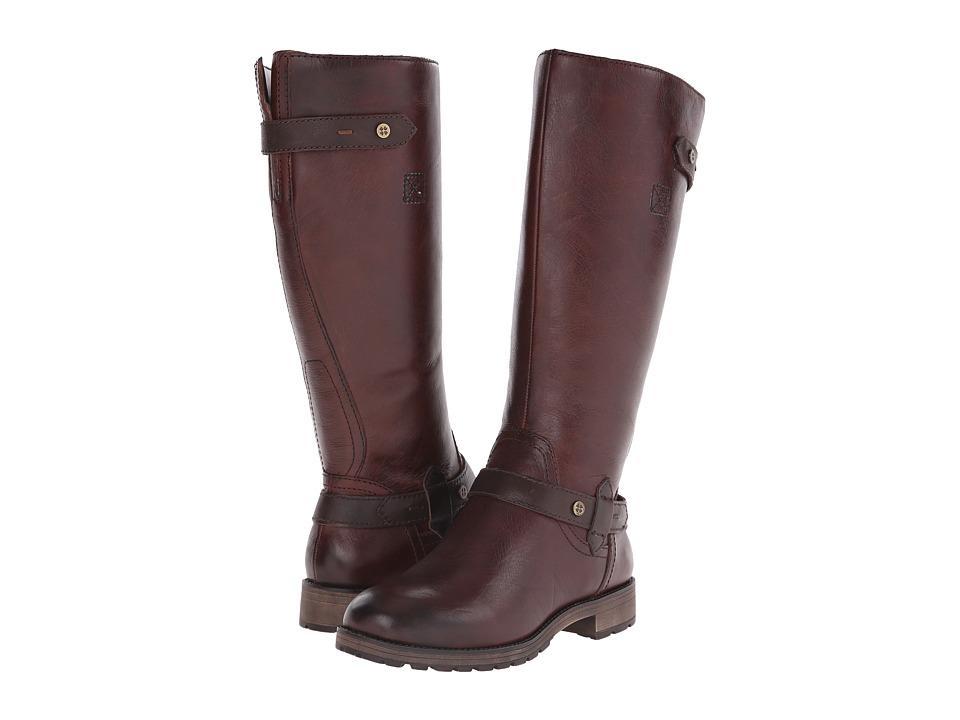 Naturalizer - Tanita (English Tan/Oxford Brown Leather) Women's Boots