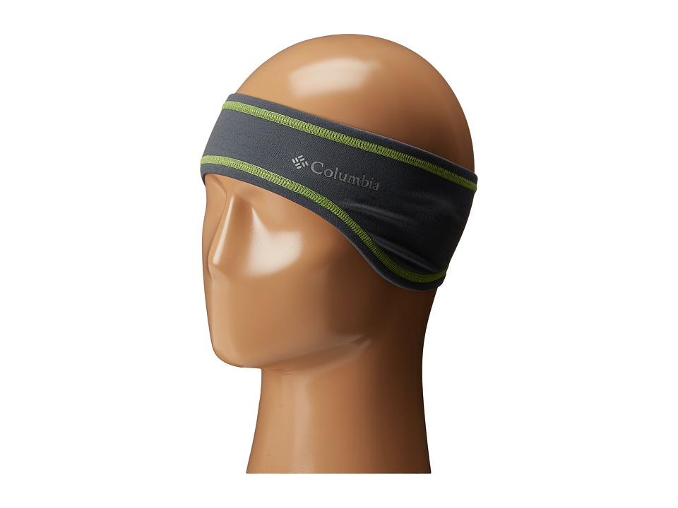 Columbia - Trail Flash Headband (Graphite/Fission) Cold Weather Hats
