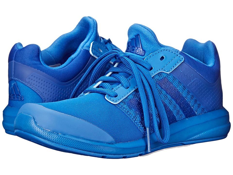adidas Kids - S-flex K (Little Kid/Big Kid) (Blue/Bold Blue) Boys Shoes