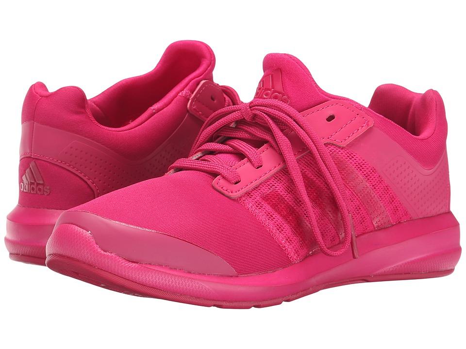 adidas Kids - S-flex K (Little Kid/Big Kid) (Bold Pink/Bold Pink) Girls Shoes