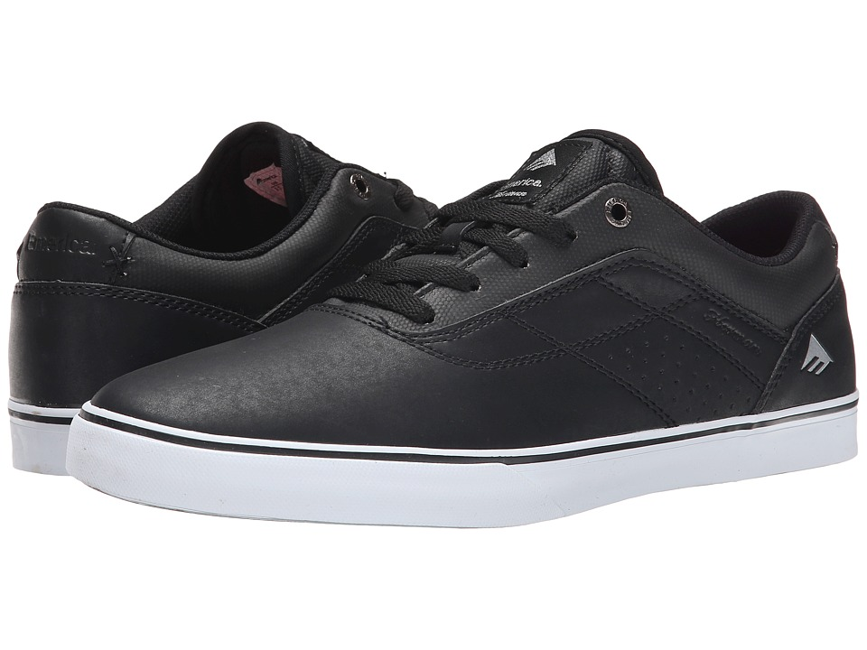 Emerica - The Herman G6 Vulc (Black/White/Gum) Men