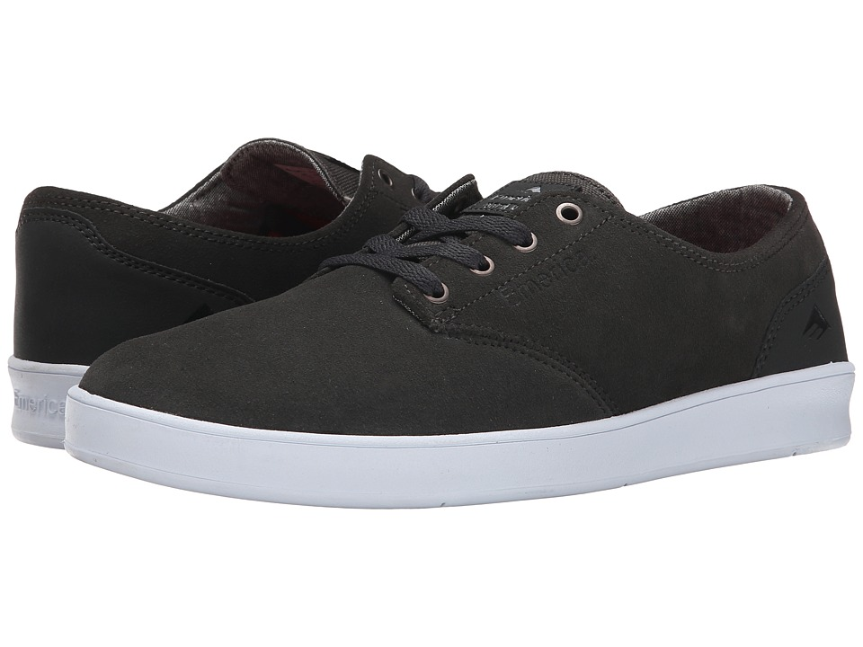 Emerica - The Romero Laced (Dark Grey/Black) Men