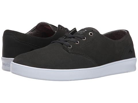 Emerica - The Romero Laced (Dark Grey/Black) Men's Skate Shoes