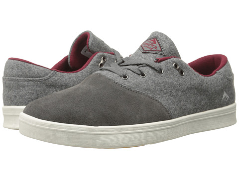 Emerica - The Reynolds Cruiser LT (Grey/Red) Men