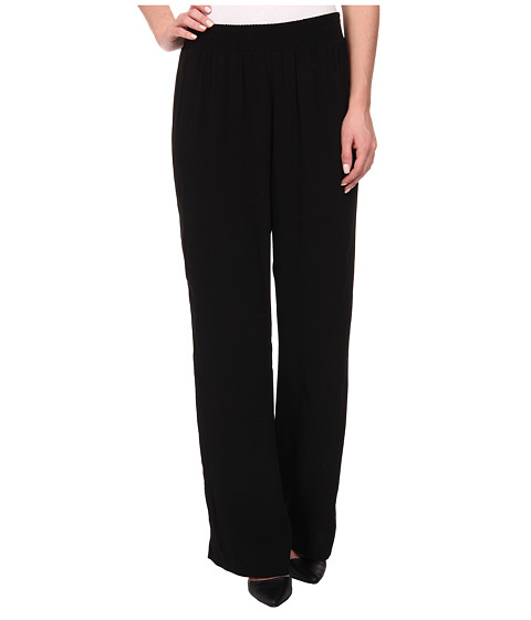 Karen Kane - Summer Crepe Pull On Pant (Black) Women