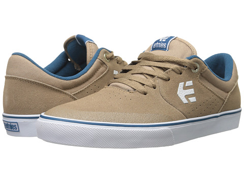 etnies - Marana Vulc (Tan) Men's Skate Shoes