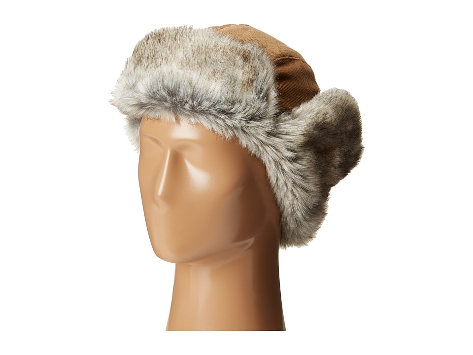 Columbia - Nobel Falls II Trapper (Delta Corduroy) Cold Weather Hats