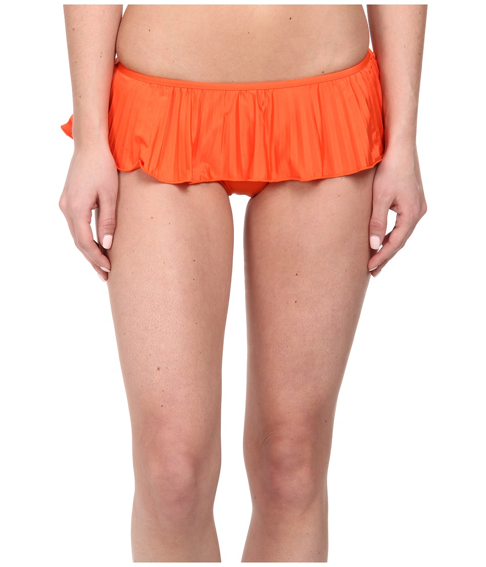 Seafolly Skirted Hipster (Tangelo) Women