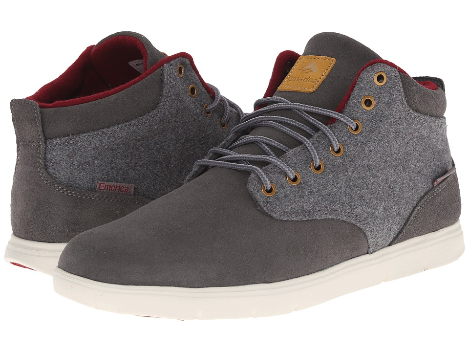 Emerica - Wino Hi LT (Grey) Men