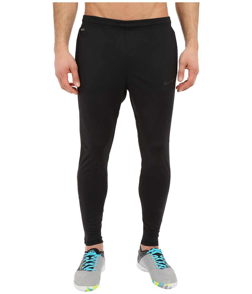 Nike - Strike Tech Soccer Pant (Black/Black/Black/Black) Men's Workout