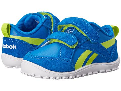 Reebok Kids - VentureFlex Chase (Infant/Toddler) (Handy Blue/Semi Solar Yellow/White) Boys Shoes