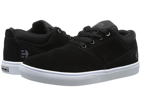 etnies - Jameson MT (Black/White) Men's Skate Shoes