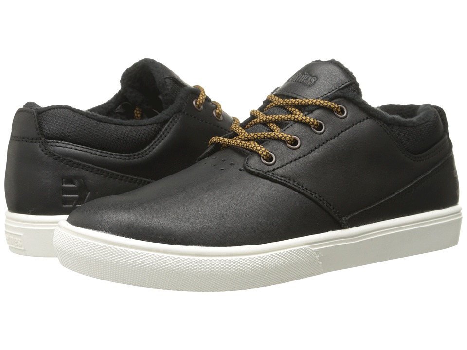 etnies - Jameson MT (Black) Men's Skate Shoes