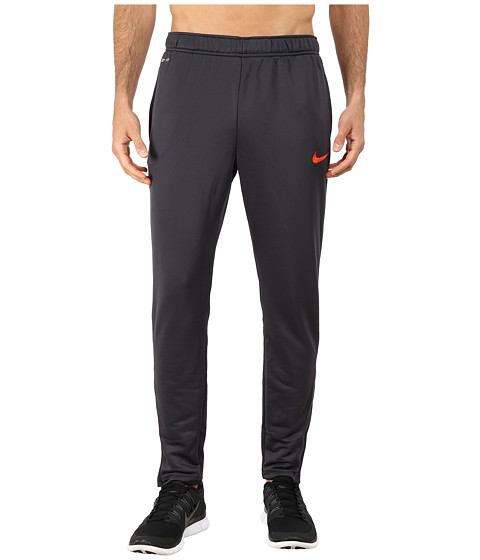 Nike - Academy Tech Pant (Anthracite/Team Orange/Team Orange) Men's Workout