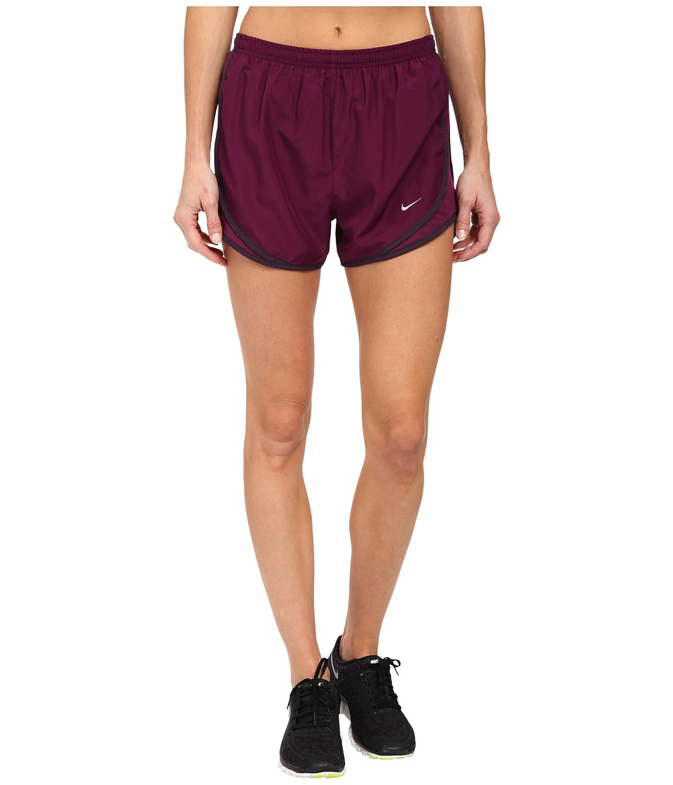 Nike - Tempo Short (Mulberry/Mulberry/Noble Purple/Matte Silver) Women