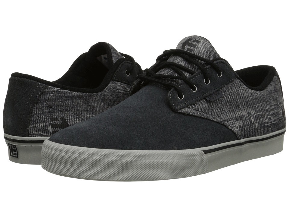 etnies - Jameson Vulc (Grey/Light Grey) Men