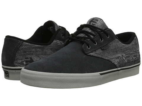 etnies - Jameson Vulc (Grey/Light Grey) Men's Skate Shoes