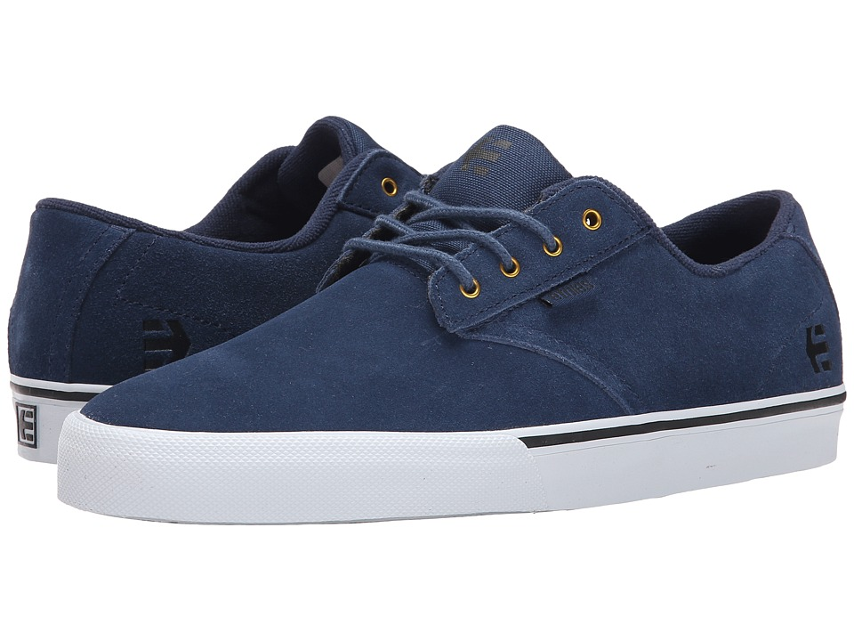 etnies - Jameson Vulc (Blue) Men's Skate Shoes
