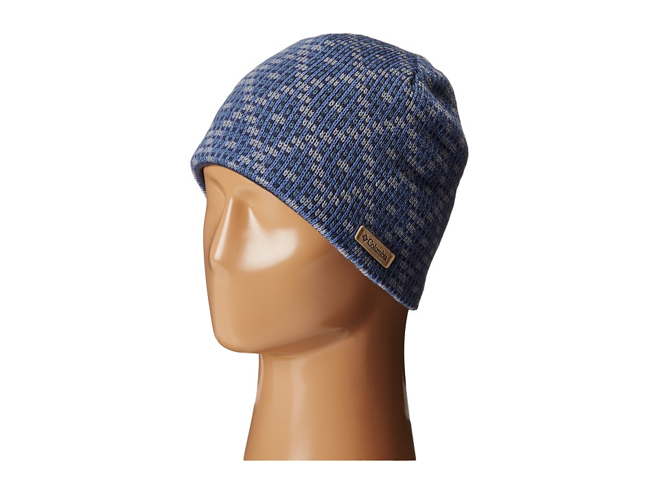 Columbia - Winter Worn Beanie (Bluebell Diamon Print) Beanies