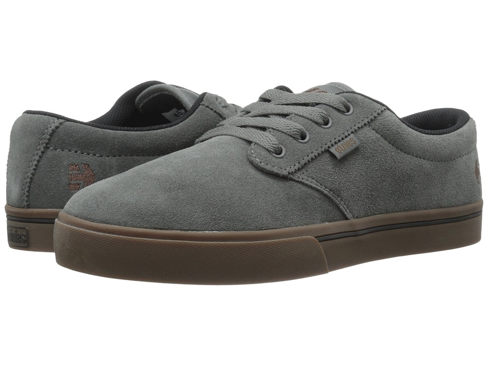 etnies - Jameson 2 Eco (Dark Grey/Black/Gum) Men