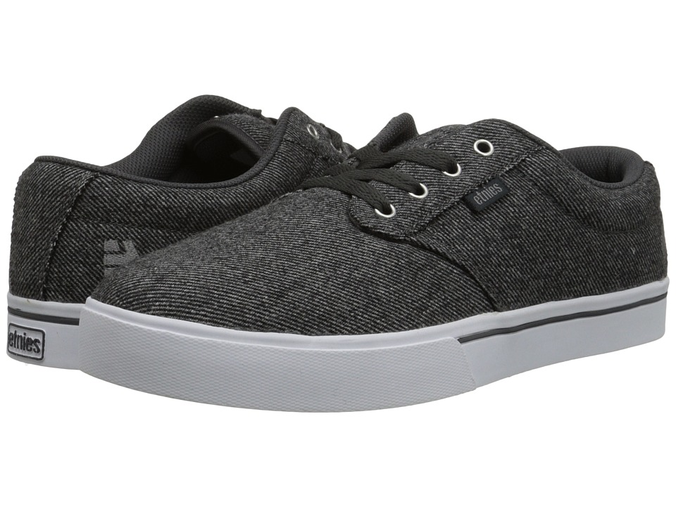 etnies - Jameson 2 Eco (Dark Grey/Grey) Men's Skate Shoes