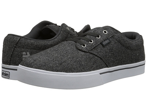 etnies - Jameson 2 Eco (Dark Grey/Grey) Men