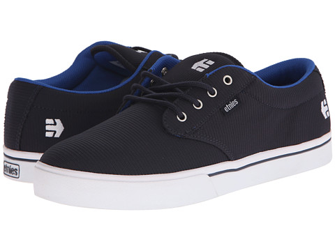 etnies - Jameson 2 Eco (Navy/Blue/White) Men
