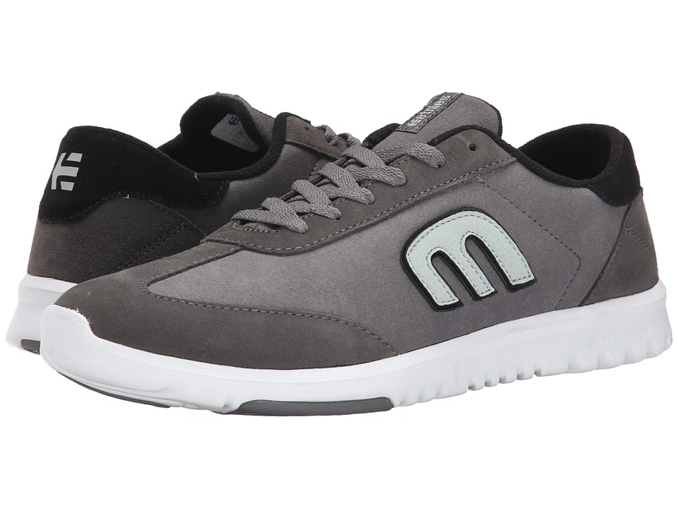 etnies - Lo-Cut SC (Grey/Black/White) Men
