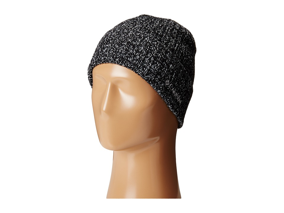 Columbia - Columbia Watch Cap II (Black/White Marled 2) Beanies