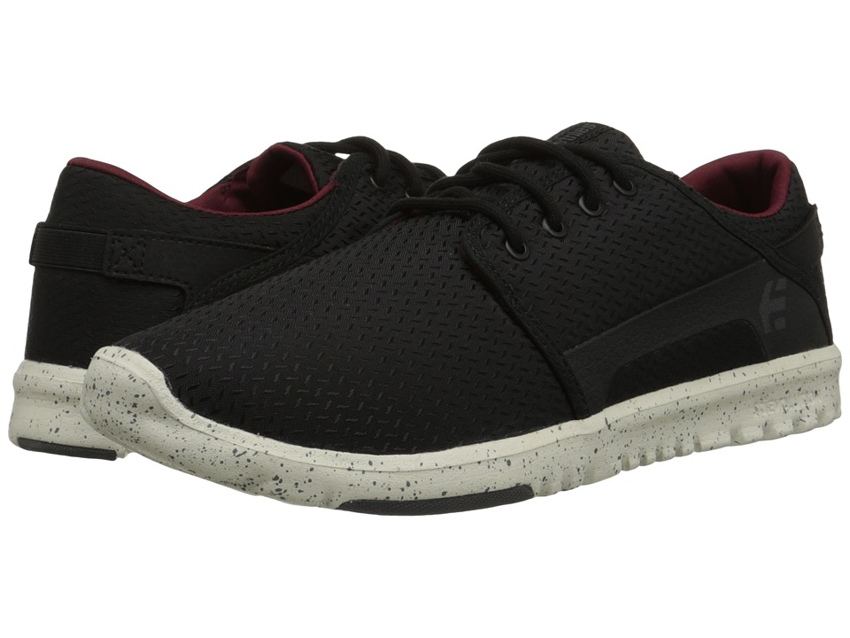 etnies - Scout (Black/White/Grey) Men
