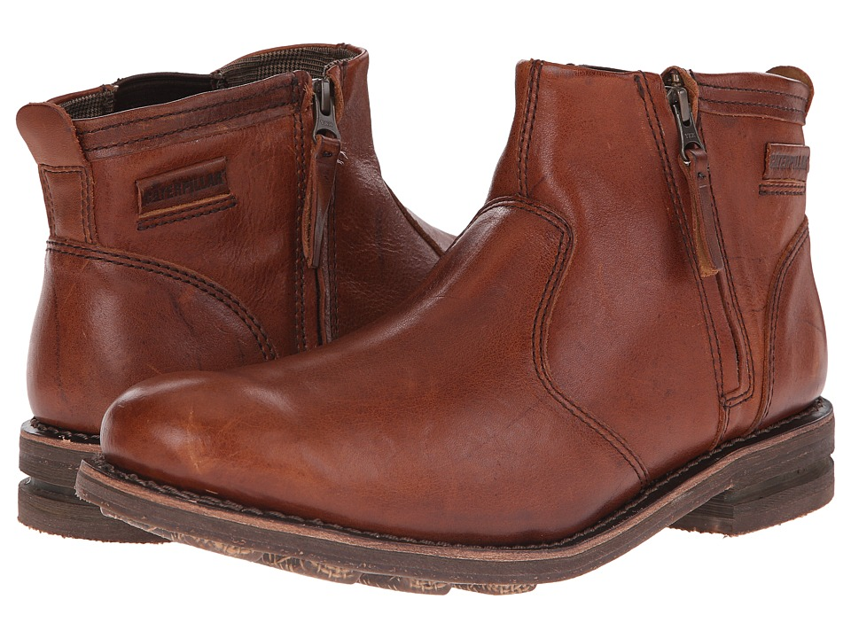 Caterpillar - Ellis (Rustic) Men's Lace-up Boots