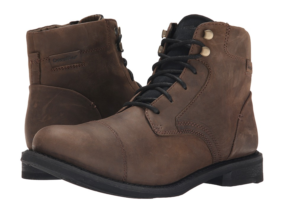 Caterpillar - Newfound (Bitter Chocolate) Men's Lace-up Boots