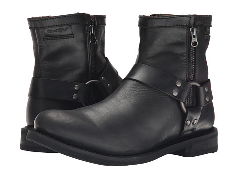 Caterpillar - Westwood (Black) Men's Zip Boots