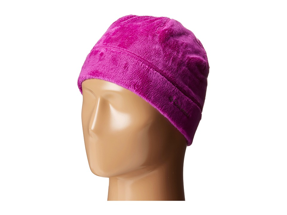 Columbia - Pearl Plush Heat Hat (Bright Plum) Beanies
