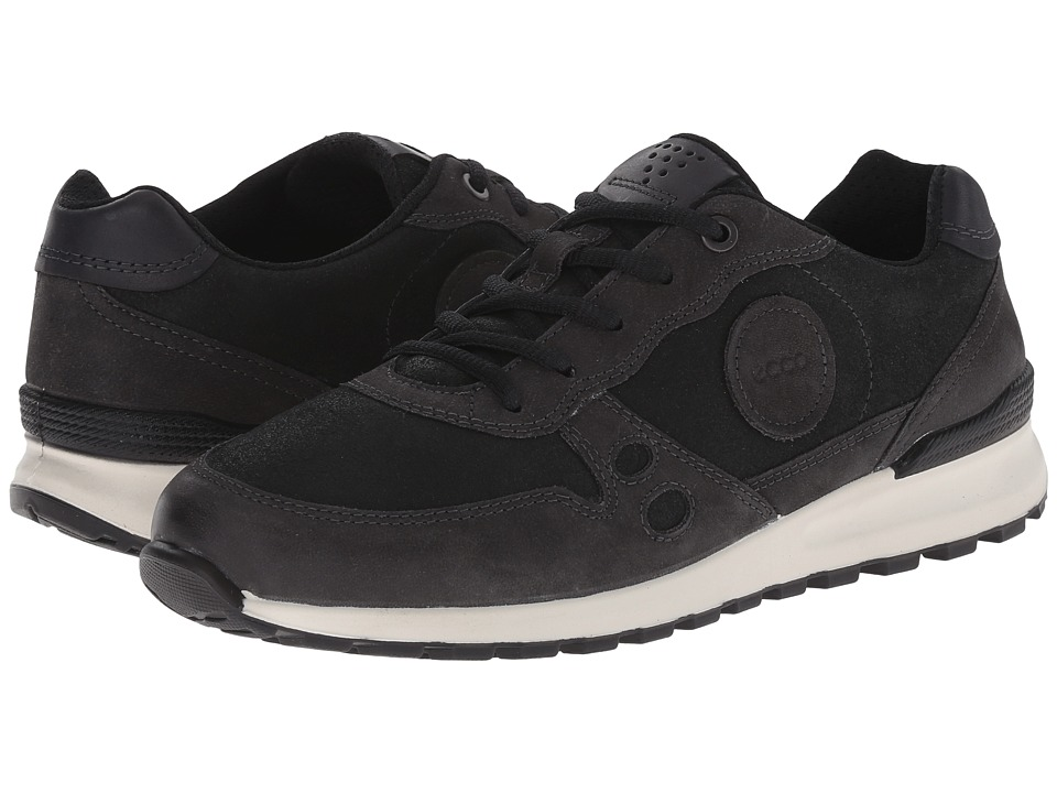 ECCO CS14 Casual Sneaker (Moonless/Black/Black/Black) Women