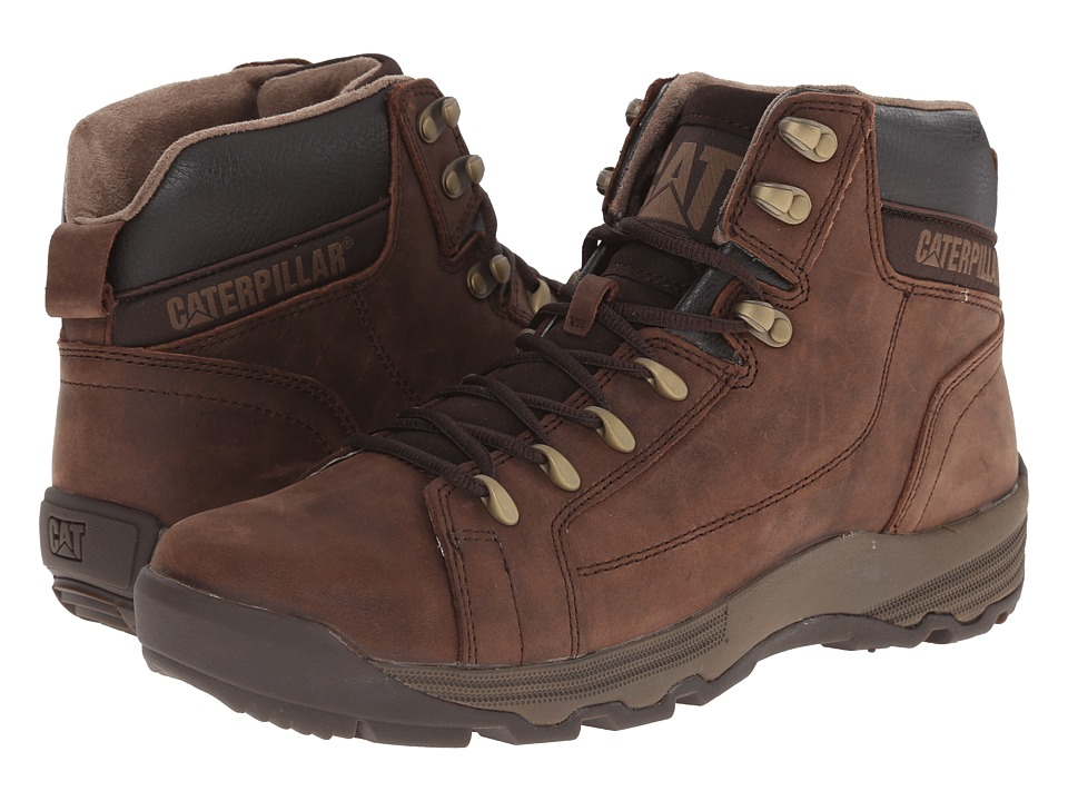 Caterpillar - Supersede (Coach) Men's Lace-up Boots