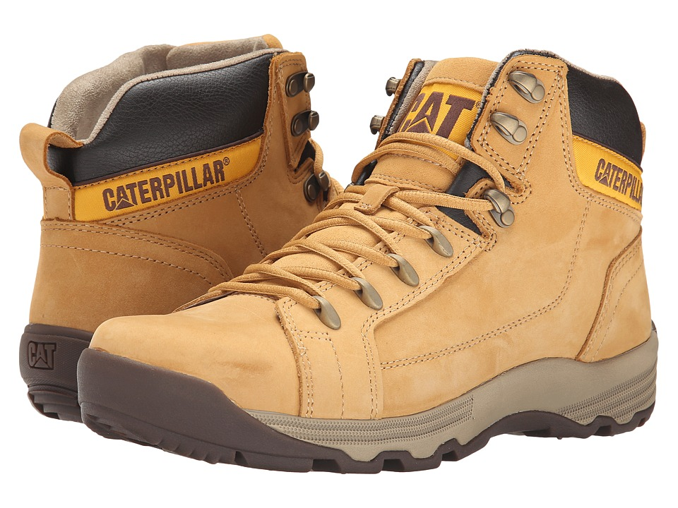 Caterpillar - Supersede (Honey Reset) Men's Lace-up Boots
