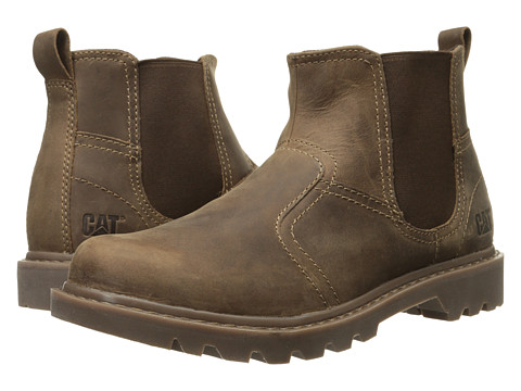 Caterpillar - Thornberry (Brown Sugar) Men's Pull-on Boots
