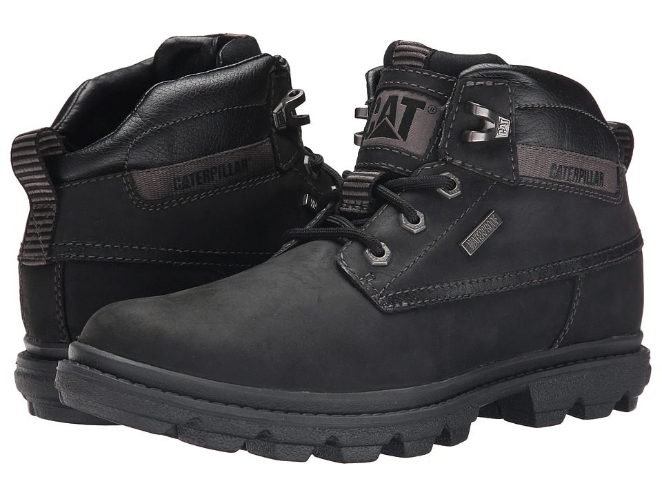 Caterpillar - Grady WP (Black) Men