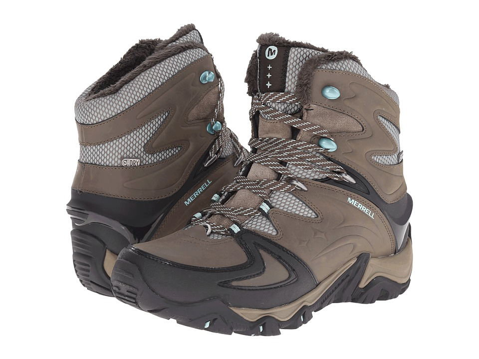 Merrell Polarand 8 Waterproof (Boulder) Women